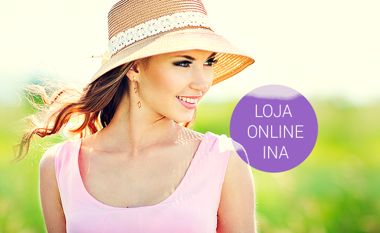 Acesse a Loja Online INA
